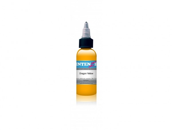 Intenze Ink Dragon Color - Yellow