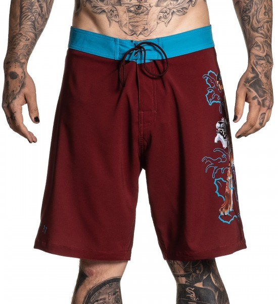 Sullen Clothing - Noonan Tiger Boardshorts