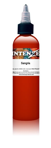 Intenze Ink Boris Colors Sangria