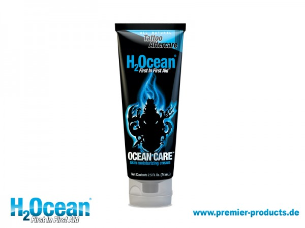 H2Ocean - Ocean Care - Tattoo Creme