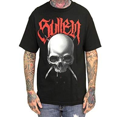 Sullen Clothing - BELL TOLLS BLK