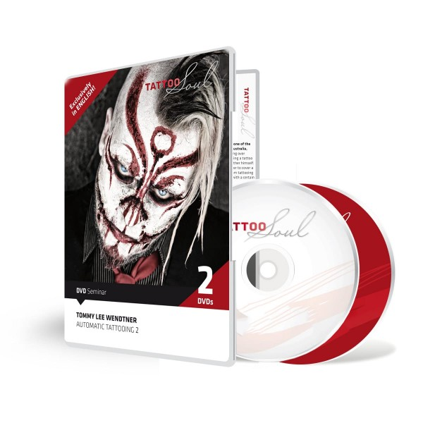 TattooSoul - Tommy Lee Wendtner - Doppel DVD