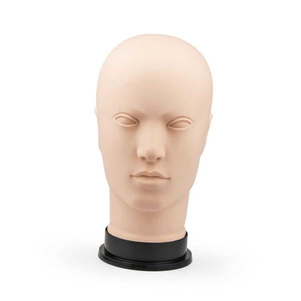 3D Trainings-Kopf für Permanent Make-Up Ausbildung - Männlich