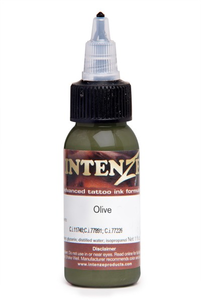 Intenze Ink Mike Demasi's Olive