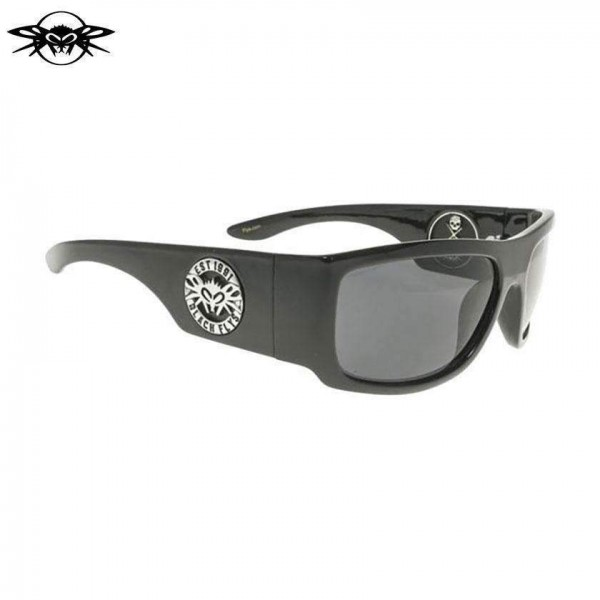 Sullen Clothing - Fly High Gloss Sunglasses - Black