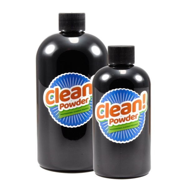 Clean! Powder - Professional Cleanup Powder