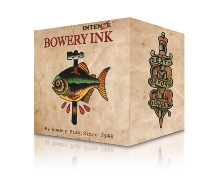 Intenze Ink Bowery Ink - Color Set