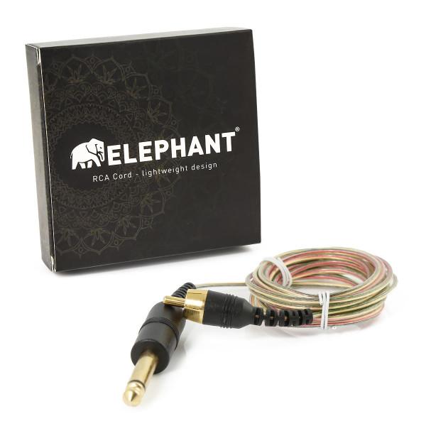 Elephant - Lightweight Cinch/RCA Kabel - gerade