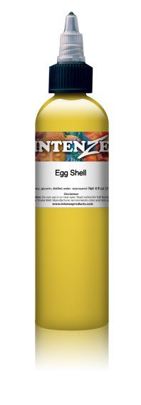 Intenze Ink Boris Colors Egg Shell