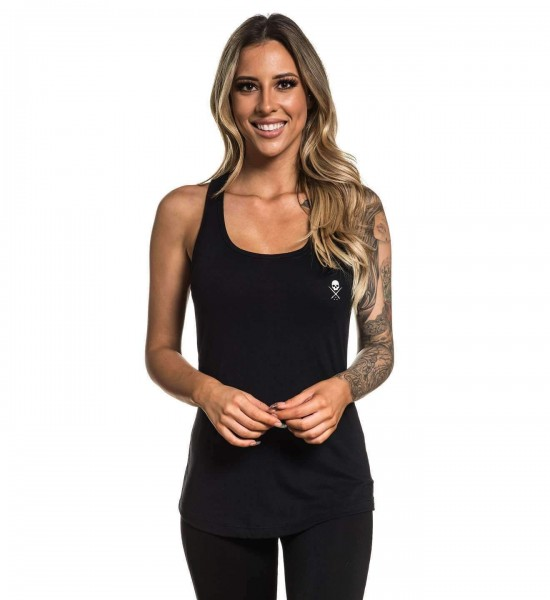 Sullen Clothing - SA Standard Issue Tank Black