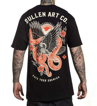 Sullen Clothing - Battle Tee