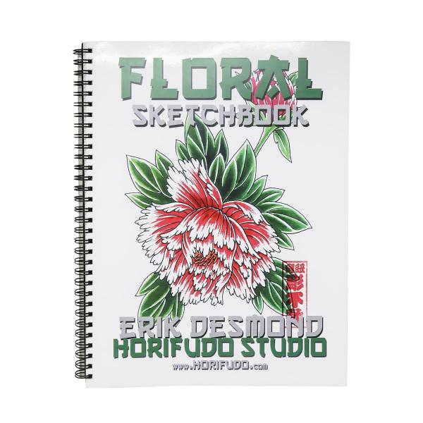 Floral Sketchbook - Erik Desmond - Horifudo Studio