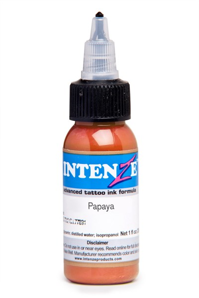 Intenze Ink Papaya