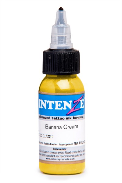 Intenze Ink Banana Cream