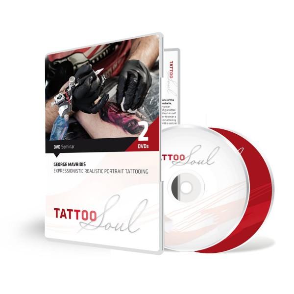 TattooSoul - George Mavridis - Doppel DVD