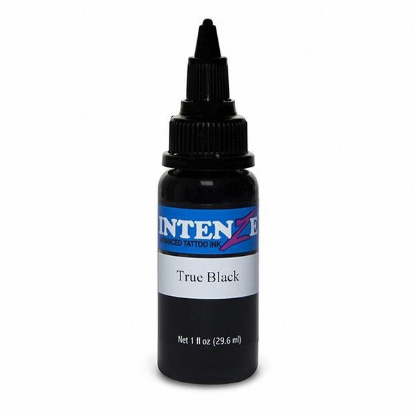 Intenze Ink True Black