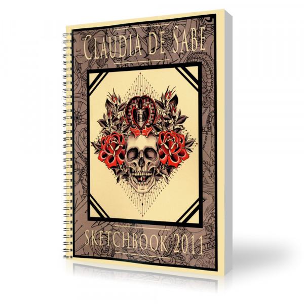 Claudia De Sabe - Sketchbook #2