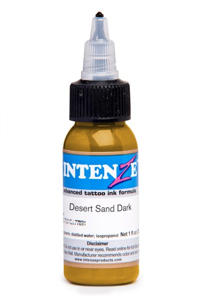 Intenze Ink Desert Sand Dark