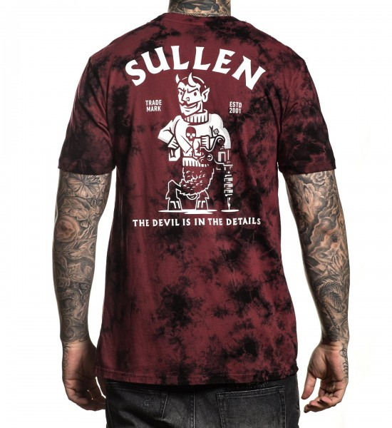 Sullen Clothing - Details Tee