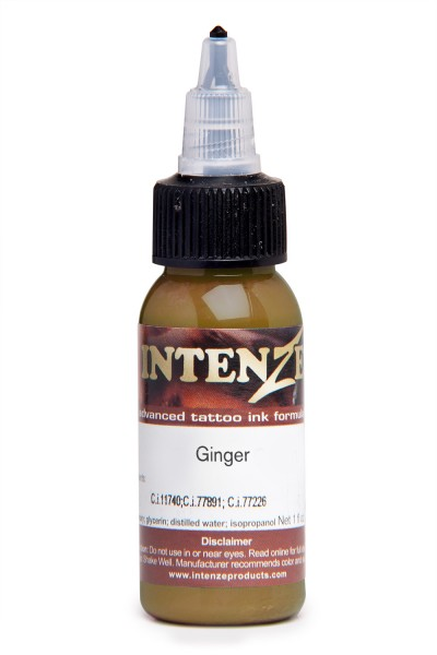 Intenze Ink Mike Demasi's Ginger