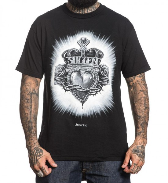 Sullen Clothing - Royal Heart Tee