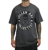 Sullen Clothing - ALL DAY BADGE GRY